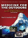 Medicine for the Outdoors (eBook): The Essential Guide to Emergency Medical Procedures and First Aid